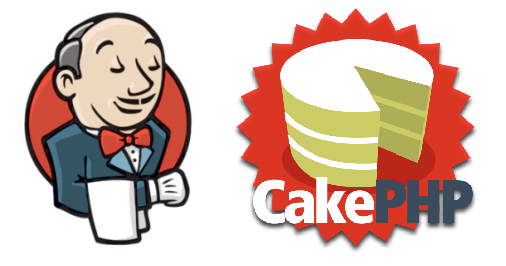 jenkins+cakePHP