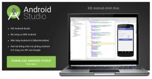 Android Studio download