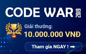 Code War 2109